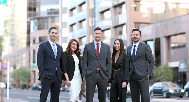 Gilbert Personal Injury Lawyers - Tait & Hall Law Firm