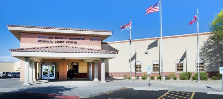 Maricopa County Hassayampa Justice Court - Judge Miles Keegan - Tait & Hall