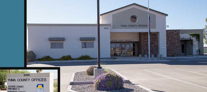 Where is the Wellton Justice Court? Wellton Justice Court Arizona - Tait & Hall