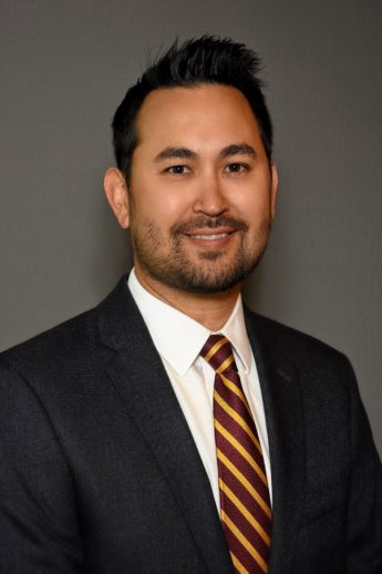 Shane Miller partner of Tait and Hall attorneys