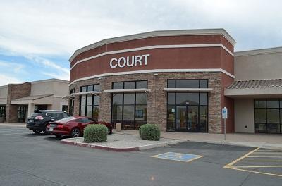 Where is Buckeye City/Municipal Court Arizona?