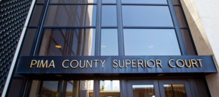Where is Pima County superior court?