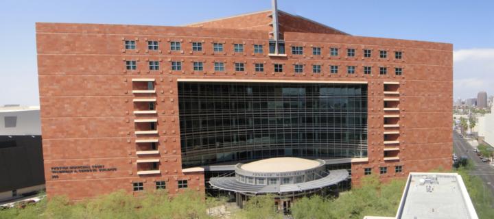 Where is Phoenix municipal court at? Arizona