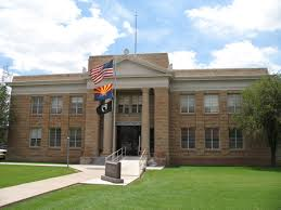 Where is Apache County Superior Court?